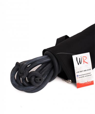 Борцовский жгут (черный) Все для борьбы | Wr-Wrest