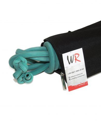 Борцовский жгут 12 мм (зеленый) Все для борьбы | Wr-Wrest