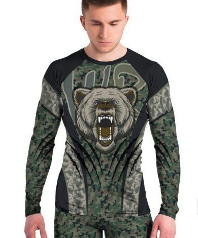 Компрессионное белье Bear Все для борьбы | Wr-Wrest