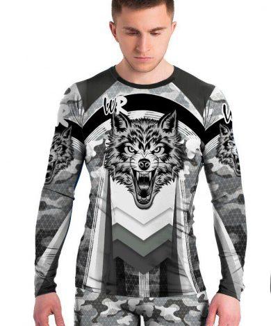 Компрессионное белье wolf Все для борьбы | Wr-Wrest